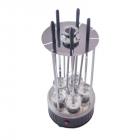 Домашняя кухонная электрическая шашлычница Crownberg CB 7415 на 5 шампуров Мощность 1000 Вт - изображение 3