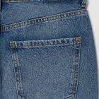 Спідниця джинсова H&M 2603-7513420 32 Синя (hm03530956229) - зображення 2