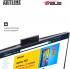 Моноблок ARTLINE Business G43 v09 (G43v09) Black - изображение 5