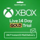 Підписка іксбокс Live Gold Золотий Статус на 14 днів, (Всі Країни) - зображення 1