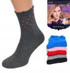 Женские шерстяные носки Kaerdan BS01. В упаковке 12 пар. 36-41 - изображение 1