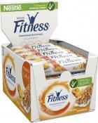 Упаковка батончиков злаковых Fitness с Персиком и абрикосом, витаминами и минеральными веществами 16 шт х 23.5 г (5900020030610) - изображение 1