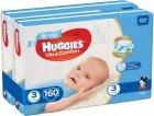 Подгузники Huggies Ultra Comfort 3 Mega для мальчиков 160 шт (80x2) (5029054218099) - изображение 2