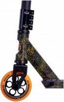 Самокат трюковий з алюмінієвими колесами 2 пеги в комплекті Maraton Champion 21004 Помаранчевий - зображення 3