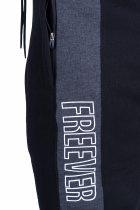 Брюки спортивные мужские Freever SF 8817 черные 2XL - изображение 3