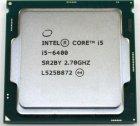 Процессор Intel Core i5-6400 (S1151/4x2.7GHz/8GT/s/6MB/65 Вт/BX80662I56400) Б/У - изображение 1
