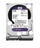 Жорстку диск Western Digital Purple 2TB 5400rpm 64MB WD20PURZ 3.5 SATA III - зображення 6