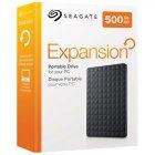 Накопичувач Seagate Expansion 500GB 2.5 USB 3.0 Black (STEA500400) - зображення 5