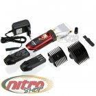 Профессиональная машинка для стрижки волос Gemei GM 550 с двумя аккумуляторами - изображение 1