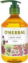 Жидкое мыло O'Herbal с экстрактом вербены 500 мл (5901845506298) - изображение 1