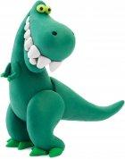 Набор пластилина Липака Динозавры 18 баночек Разноцветный (s006dinos) - изображение 8