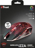 Миша Trust GXT 107 Izza Wireless Black (TR23214) - зображення 9