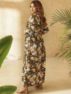 Платье Dressa 53730 46-48 Хаки (2000405737639_D) - изображение 3