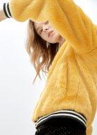 Спортивна куртка зі штучного хутра molliolli SUNNY JACKET yellow, L, MW9WJK02Xy - изображение 3