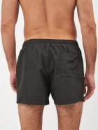 Шорты для плавания Calvin Klein Underwear Short Drawstring KM0KM00553-BEH L Pvh Black (8719853681787) - изображение 2