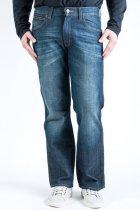 Джинси Wrangler Pittsboro Straight Fit (W14VEY634) Синій 30-34 - зображення 1