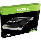 """Накопичувач SSD 2.5"""" 480GB EXCERIA KIOXIA (LTC10Z480GG8) - зображення 4"""