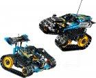 Конструктор LEGO TECHNIC Скоростной вездеход с ДУ 324 детали (42095) - изображение 15