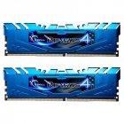 Модуль пам'яті DDR4 2x8GB/3000 G. Skill Ripjaws 4 Blue (F4-3000C15D-16GRBB) - зображення 1
