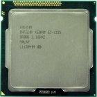 Процессор Intel Xeon e3-1225 v1 Б/У - изображение 1