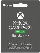 Xbox Game Pass Ultimate - 3 місяці (Xbox One/Series и Windows 10) підписка для всіх регіонів і країн - зображення 1