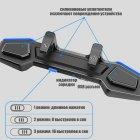 Игровые контроллеры с макросами стрельбы Marpiel AK01 (геймпад триггеры курки для смартфона для PUBG) + напальчники - изображение 2
