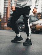 Cпортивные штаны Over Drive Wline черные XS - изображение 2