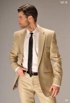 Чоловічий костюм West-Fashion 527 бежевий 50,188 - зображення 2
