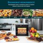 Сушилка для овощей и фруктов WetAir WFD-K650S - изображение 7