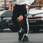 Cпортивные штаны Пушка Огонь Wline черные XS - изображение 2