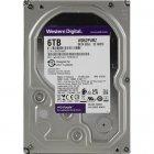 Жорсткий диск Western Digital Purple 6 TB HDD 5640 rpm 128 MB WD62PURZ 3.5 SATA III - зображення 2