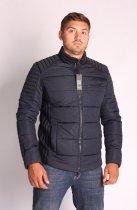 Куртка ZIBSTUDIO стібка 3XL Синя (6157406) - зображення 1