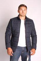 Куртка ZIBSTUDIO стібка 3XL Синя (6157406) - зображення 2
