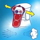 Средство для мытья окон и стекла Clin Голубой пистолет 500 мл (9000100865760) - изображение 7