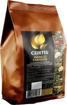 Чай Curtis зеленый крупнолистовой Mango Paradise со вкусом манго 250 г (4823063702669) - изображение 1