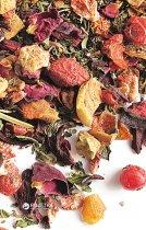 Чай фруктово-травяной крупнолистовой Curtis Queen of Mint 250 г (4823063702607) - изображение 3