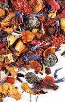 Чай фруктовый крупнолистовой Curtis Fruit Kiss 250 г (4823063702768) - изображение 3