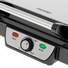 Гриль контактний Mesko MS 3050 2500 Вт притискний з антипригарним тефлоновим покриттям + лоток для жиру - зображення 8