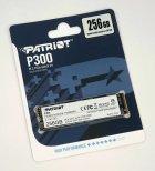 Накопичувач Patriot P300 256GB M.2 2280 NVMe PCIe 3.0 x4 3D NAND TLC (P300P256GM28) - зображення 4