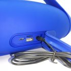 Портативна акустична Колонка HOPESTAR - H32 BLUE - зображення 4