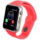 Смарт-годинник розумні годинник Smart Watch A1 ProPlus Red - зображення 5