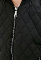 Бомбер мужской Finn Flare 14921002A-200 S Черный - изображение 5