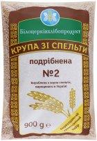 Крупа зі спельти Білоцерківхлібопродукт подрібнена №2 900 г (4820017370806) - зображення 2
