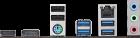 Материнська плата ASRock A520M Phantom Gaming 4 (sAM4, AMD A520, PCI-Ex16) - зображення 4