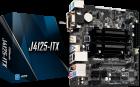 Материнська плата ASRock J4125-ITX (Intel Celeron J4125, SoC, PCI-Ex16) - зображення 5