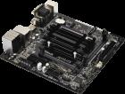 Материнська плата ASRock J4125-ITX (Intel Celeron J4125, SoC, PCI-Ex16) - зображення 3