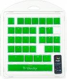 Набор кейкапов Ducky Rubber Green (DKSA31-USRDGNNO1) - изображение 1