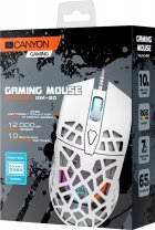 Мышь Canyon Puncher GM-20 (CND-SGM20W) White - изображение 6