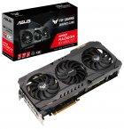 Asus PCI-Ex Radeon RX 6800 XT TUF Gaming OC 16GB GDDR6 (256bit) (16000) (HDMI, 3 x DisplayPort) (TUF-RX6800XT-O16G-GAMING) - зображення 5