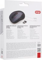 Мышь Ergo M-710 WL Wireless Black/Grey - изображение 9
